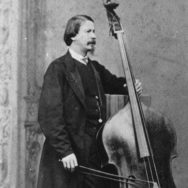 Classical Bassist Giovanni Bottesini