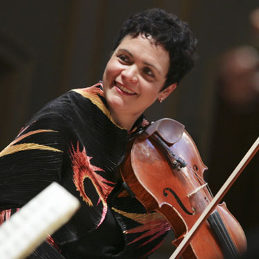 Artist Profile: German Violist Tabea Zimmerman
