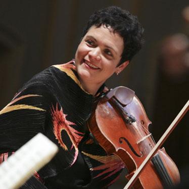 Artist Profile: German Violist Tabea Zimmerman