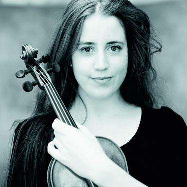 Norwegian Violinist Vilde Frang