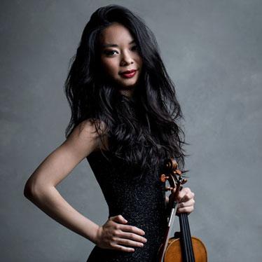 Artist Profile: Violinist Sirena Huang