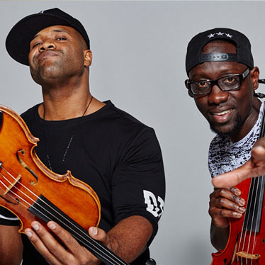 Artist Spotlight: Black Violin