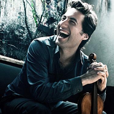 Artist Spotlight: Violinist Philippe Quint