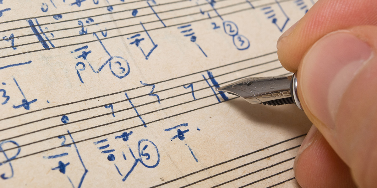 6 Tips for Beginning Music Composers
