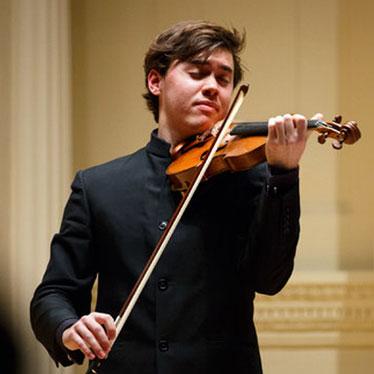 Artist Profile: Violinist Benjamin Beilman