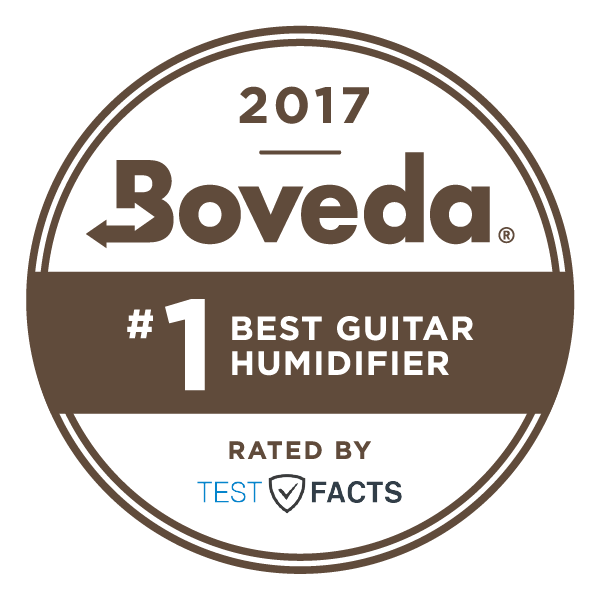 Rated #1 Best Guitar Humidifier by Test Facts