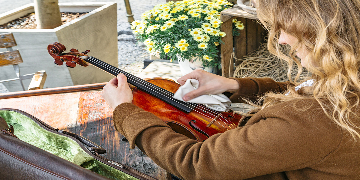 How to Protect You and Your String Instrument During Flu Season