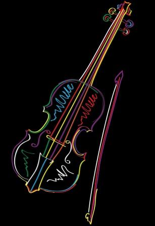 Colorful_Violin