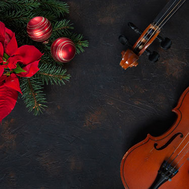 Cool Violin & Viola Songs For The Holidays