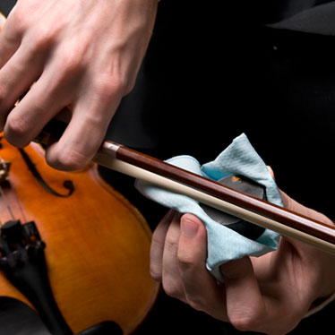 Differences Among Rosin Types And What's Best For Your Instrument