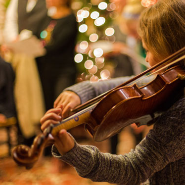 Give Back For the Holidays - Perform At A Retirement Home Or Hospital
