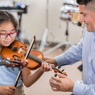 Qualities of a Great Violin Teacher