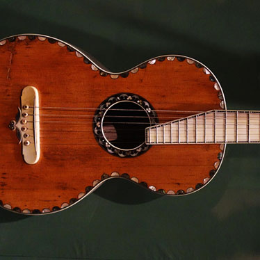 History Of The Acoustic Guitar