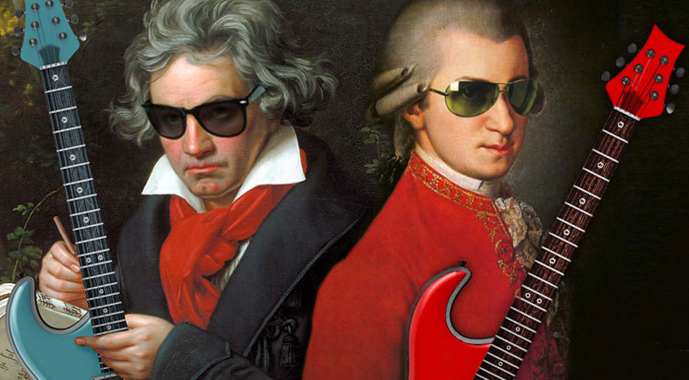 How To Create Classical And Popular Music Mash-Ups For Performance