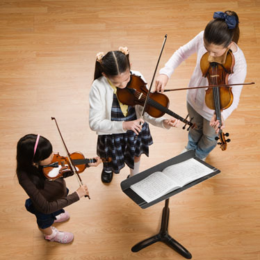 How To Pick The Right Size Violin For Your Child