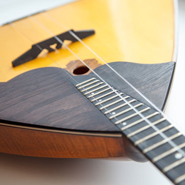 Musical Styles: String Instruments Of Russia