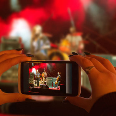 Posting Performance Recordings Online Without Violating Copyright Laws