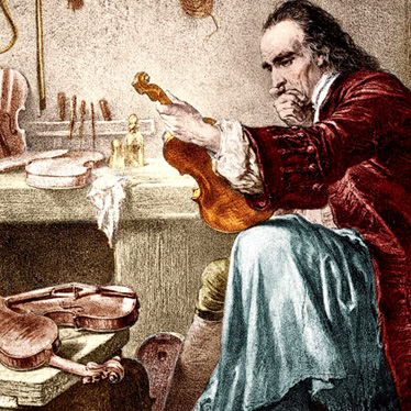 Spotlight on Historic Violin Maker Antonio Stradivari (1644-1737)