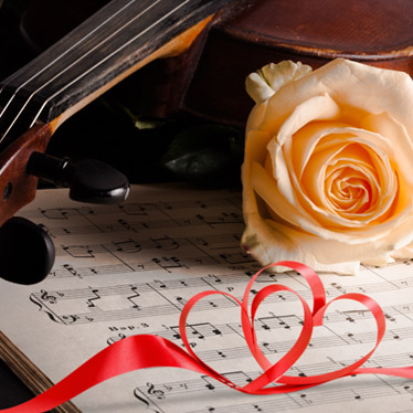 Top 10 Love Songs on the Violin