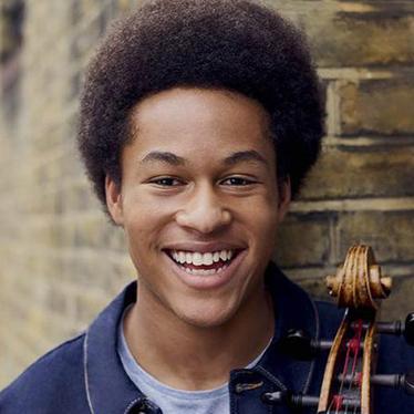 Artist Spotlight: Cellist Sheku Kanneh-Mason