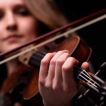 Start Fiddling Around: Learning to Play Folk Music