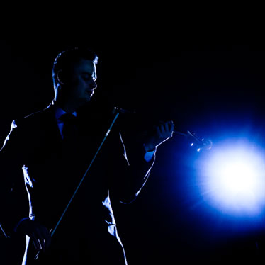 The Violinist's Guide to Creating Your Onstage Persona: How to Brand Yourself
