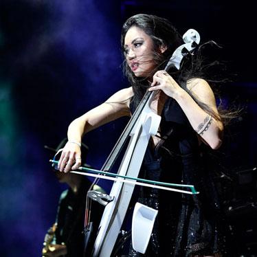 Artist Profile: Electronic Cellist Tina Guo