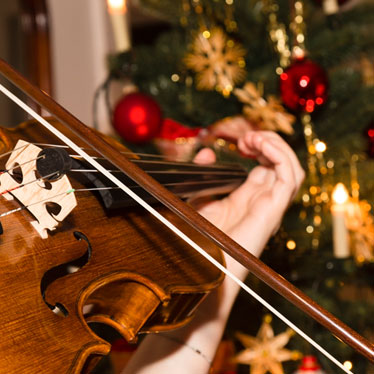 Top 10 Modern Holiday Songs For Strings