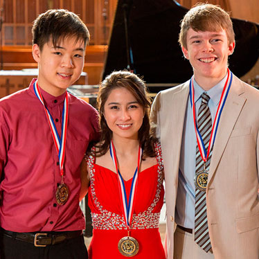 Upcoming Violin Competitions And Concerts This Winter