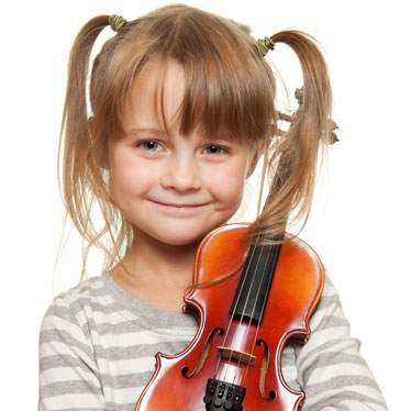 When Should My Child Start Violin Lessons?