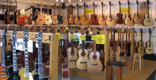 Image of Bear Hollow Vintage Guitars