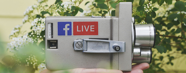 5 steps for having a great Facebook Live music performance