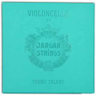 Image of Violoncello 3-4 Young Talent cover