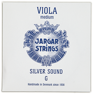 Image of Viola Medium Silver Sound G cover