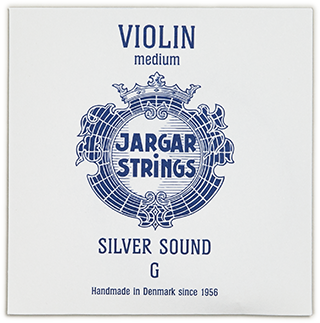 Image of Violin Medium Silver Sound G cover