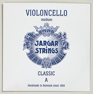 Image of Violoncello Medium Classic A cover