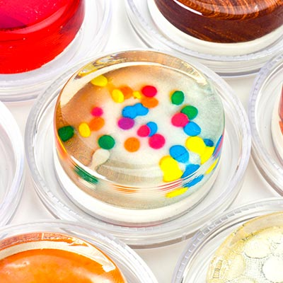 Image to go to Food rosin collection page