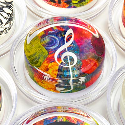 Image to go to Music rosin collection page