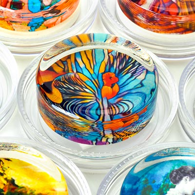 Image to go to Nature rosin collection page