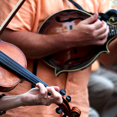 What Do the Violin and Mandolin Have in Common?
