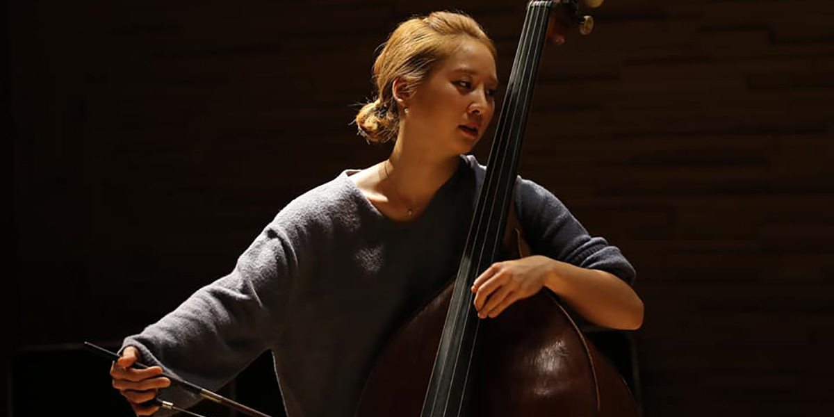 Artist Profile: Korean Classical Bassist Mikyung Sung