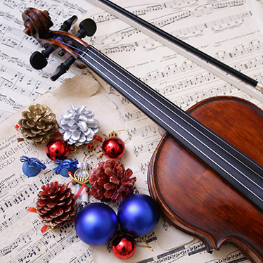 2019 Update: Best Holiday Songs for the Violin