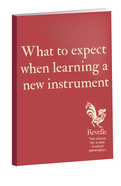 what to expect when learning an instrument